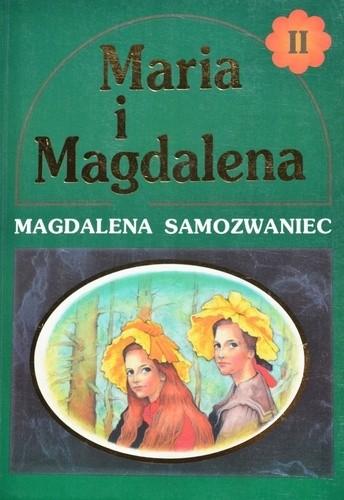 Okładka książki Maria i Magdalena tom II