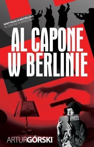 Okładka książki Al Capone w Berlinie