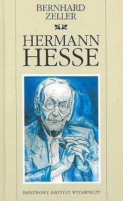 Okładka książki Hermann Hesse