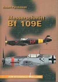 Okładka książki Messerschmitt Bf 109E