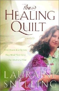 Okładka książki The Healing Quilt