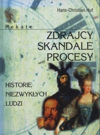 Okładka książki Hekate. Zdrajcy, skandale, procesy