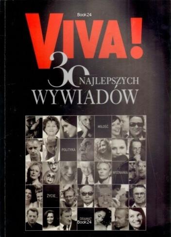 Okładka książki Viva! 30 najlepszych wywiadów