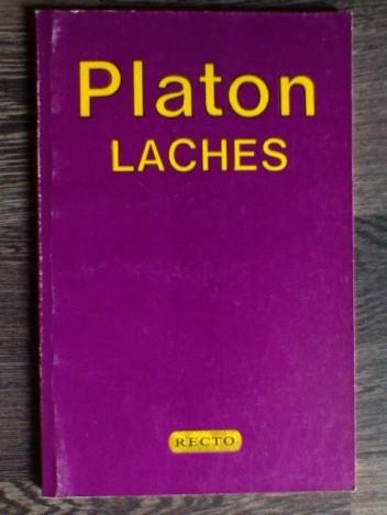 Okładka książki Laches