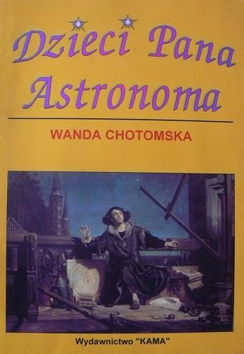 Okładka książki Dzieci Pana Astronoma