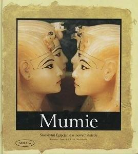 Okładka książki Mumie Starożytni Egipcjanie w nowym świetle