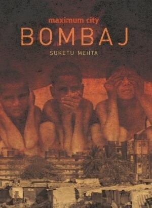 Okładka książki Maximum City. Bombaj