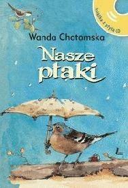 Okładka książki Nasze ptaki