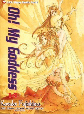 Okładka książki Oh! My Goddess. Tom 14
