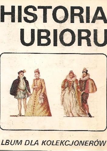 Okładka książki Historia ubioru