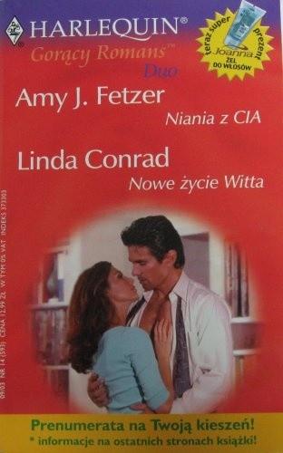Okładka książki Niania z CIA; Nowe życie Witta