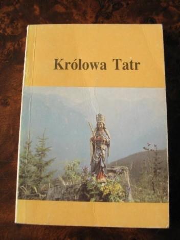 Okładka książki Królowa Tatr