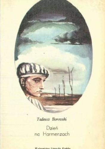 Okładka książki Dzień na Harmenzach