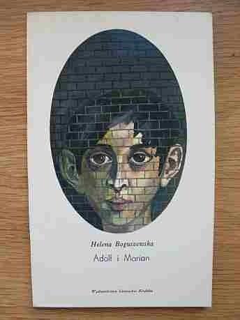 Okładka książki Adolf i Marian