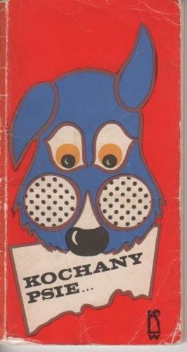 Okładka książki Kochany psie