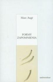 Okładka książki Formy zapomnienia