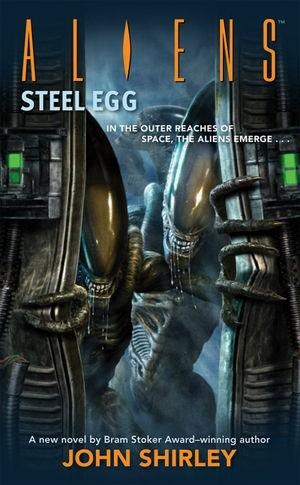 Okładka książki Aliens: Steel Egg