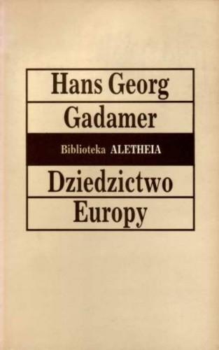 Okładka książki Dziedzictwo Europy