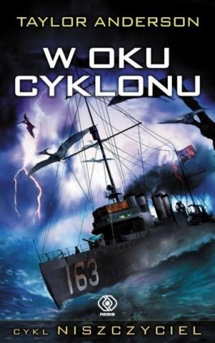 Okładka książki W oku cyklonu
