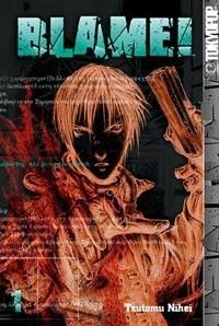 Okładka książki Blame! vol. 1