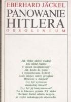 Panowanie Hitlera. Spełnienie światopoglądu