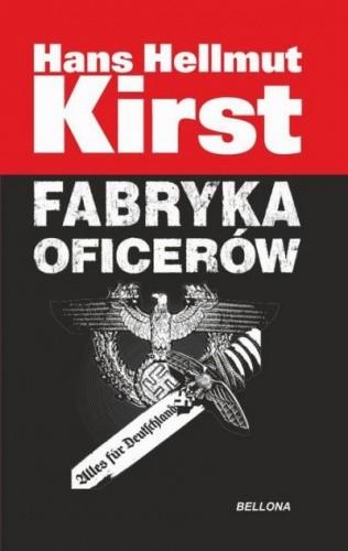 Okładka książki Fabryka oficerów