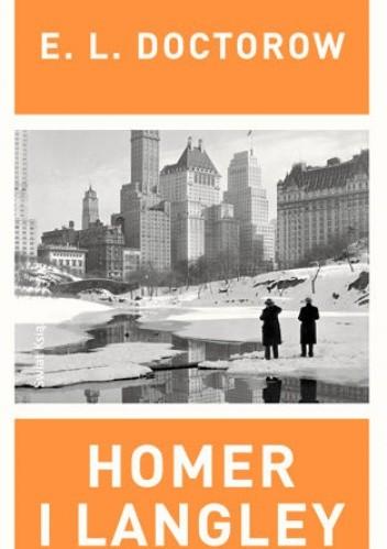 Okładka książki Homer i Langley