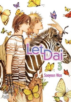 Okładka książki Let Dai Vol. 3