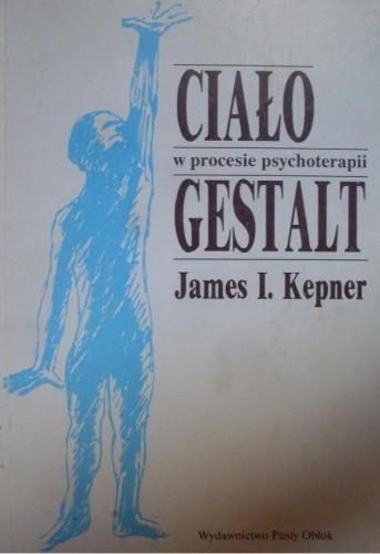 Okładka książki Ciało w procesie psychoterapii Gestalt
