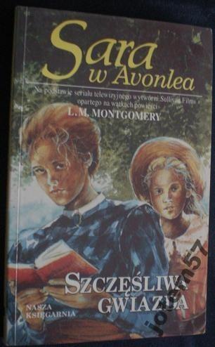 Okładka książki Szczęśliwa gwiazda. Adorator ciotki Abigail. Kosz z niespodzianką.