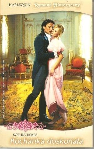 Okładka książki Kochanka doskonała