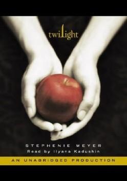 Okładka książki Twilight (audiobook)