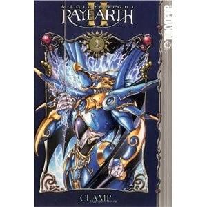 Okładka książki Magic Knight Rayearth II, tom 2