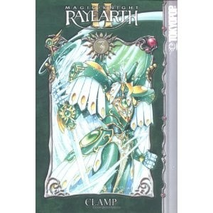 Okładka książki Magic Knight Rayearth II, tom 3
