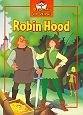 Okładka książki Robin Hood