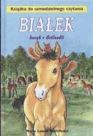 Okładka książki Białek kucyk z Gotlandii