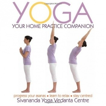 Okładka książki Yoga. Your home practice companion