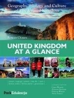 Okładka książki United Kingdom at a Glance