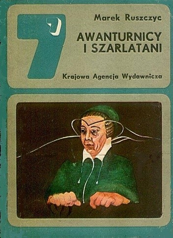 Okładka książki Awanturnicy i szarlatani