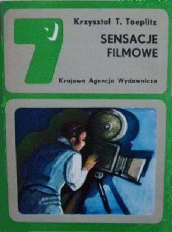 Okładka książki Sensacje filmowe