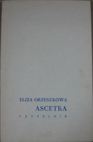 Okładka książki Ascetka