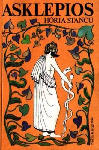 Okładka książki Asklepios