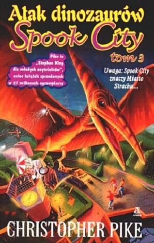 Okładka książki Atak dinozaurów