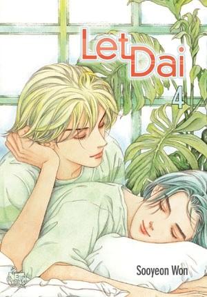Okładka książki Let Dai Vol. 4