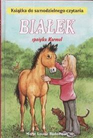 Okładka książki Białek spotyka Karmel