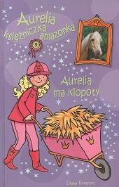Okładka książki Aurelia ma kłopoty