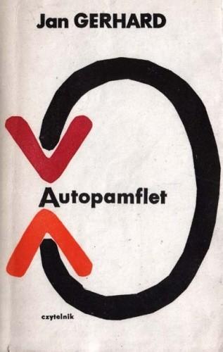 Okładka książki Autopamflet