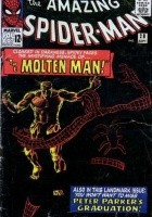 Amazing Spider-Man - #028 - The Menace of the Molten Man!