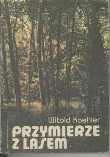 Okładka książki Przymierze z lasem
