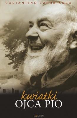Okładka książki Kwiatki Ojca Pio